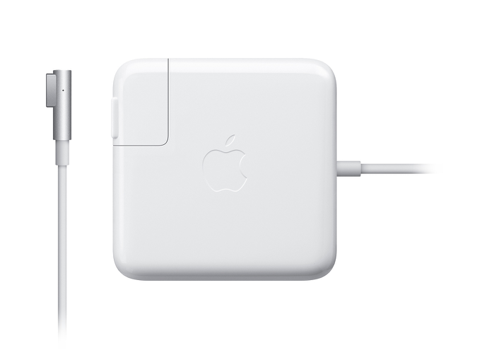 Apple 60W MagSafe Power Adapter for 13in MacBook/MacBook Pro/Air at Small Dog Electronics