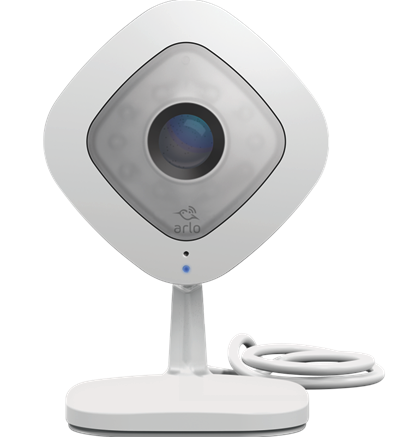 Arlo Q 1080p HD Security Camera with Audio at Small Dog Electronics