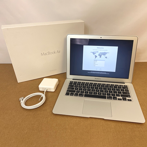 Refurbished - MacBook Air 13in 1.6GHz i5 8GB/128GB MMGF2LL/A at Small Dog Electronics
