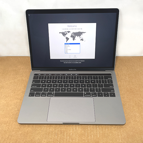 New, Open Box - MacBook Pro 13in Touch Bar 2.7GHz Quad-Core i7 16GB/1TB Space Gray CTO at Small Dog Electronics