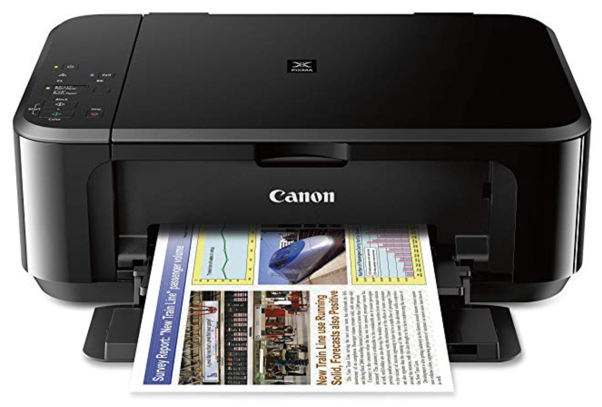 Canon PIXMA MG3620 Inkjet Multifunction/Photo Printer - Black at Small Dog Electronics