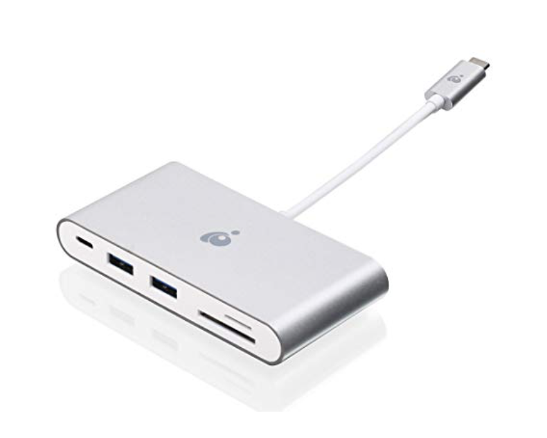 IOGear USB-C to SD/MicroSD USB-A Adapter at Small Dog Electronics