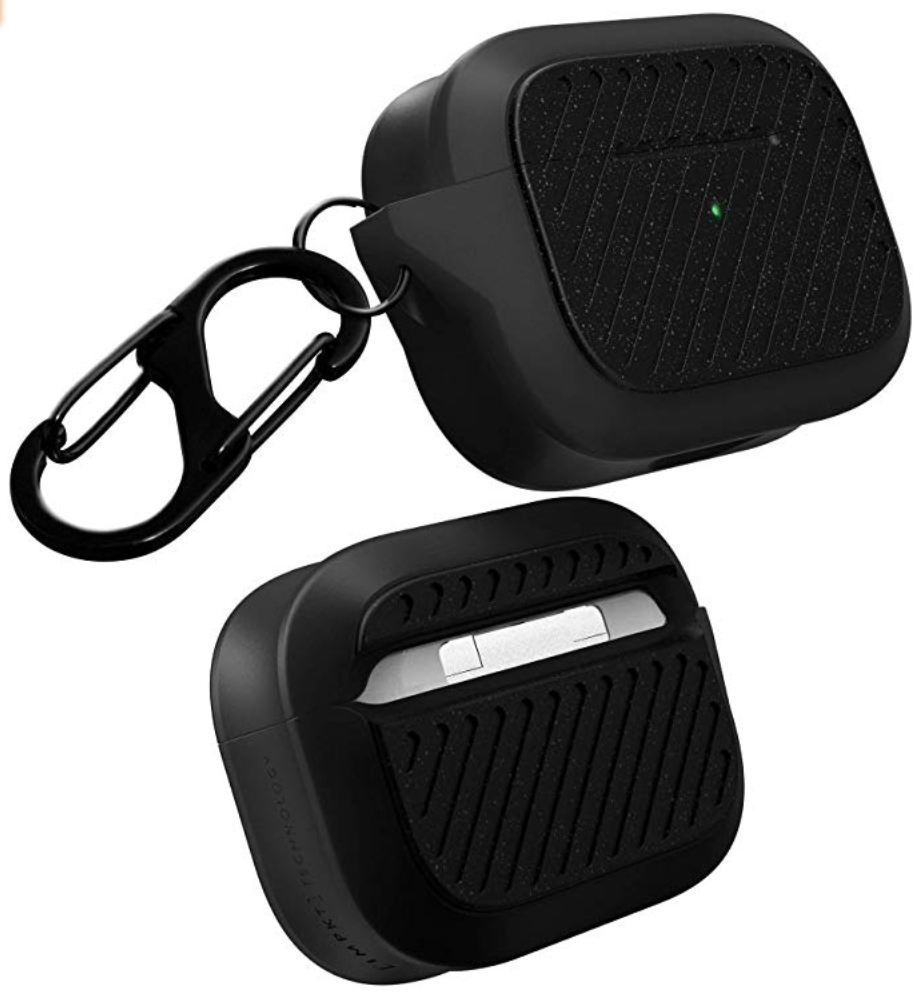 Laut AirPods Pro CAPSULE IMPKT Case - Slate at Small Dog Electronics