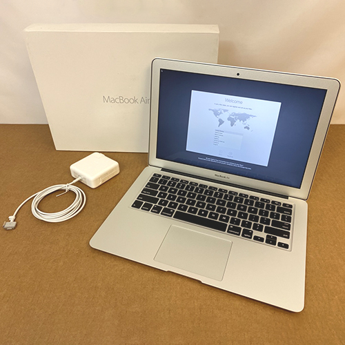 New, Open Box - MacBook Air 13in 1.8GHz Dual Core i5 8GB/256GB MQD42LL/A at Small Dog Electronics