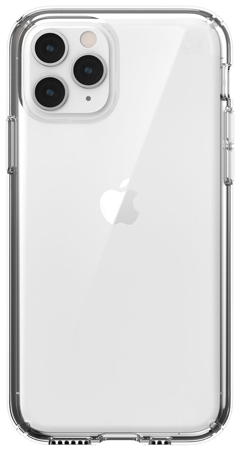 Speck Presidio Stay Clear Case for iPhone Pro 11 - Clear at Small Dog Electronics