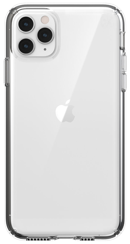 Speck Presidio Stay Clear Case for iPhone Pro Max 11 - Clear at Small Dog Electronics