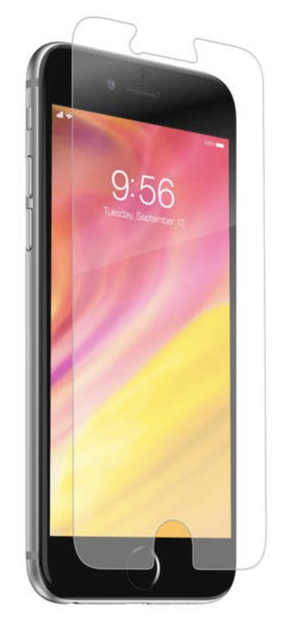 Zagg invisibleSHIELD Glass Defense Screen Protector iPhone 6/7/8 - Clear at Small Dog Electronics