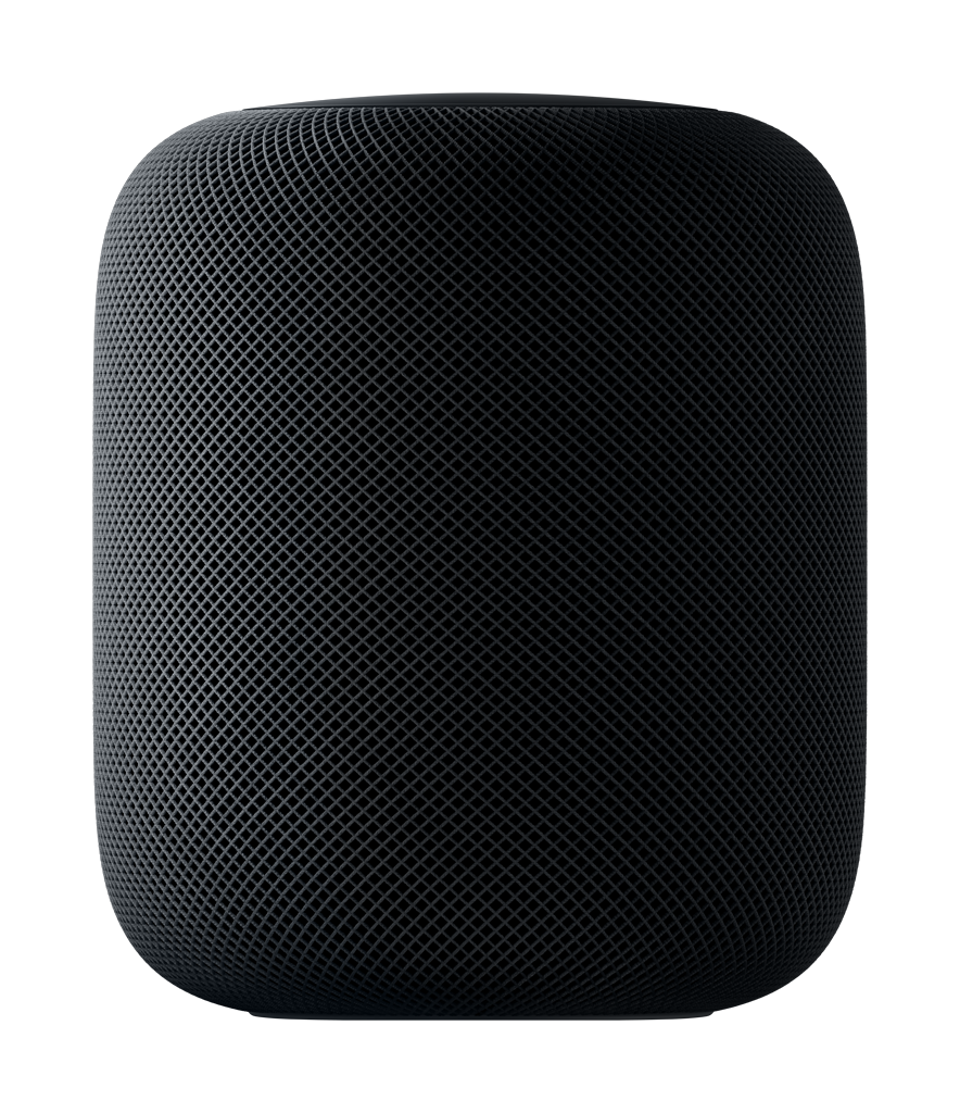 Apple HomePod - Space Gray at Small Dog Electronics