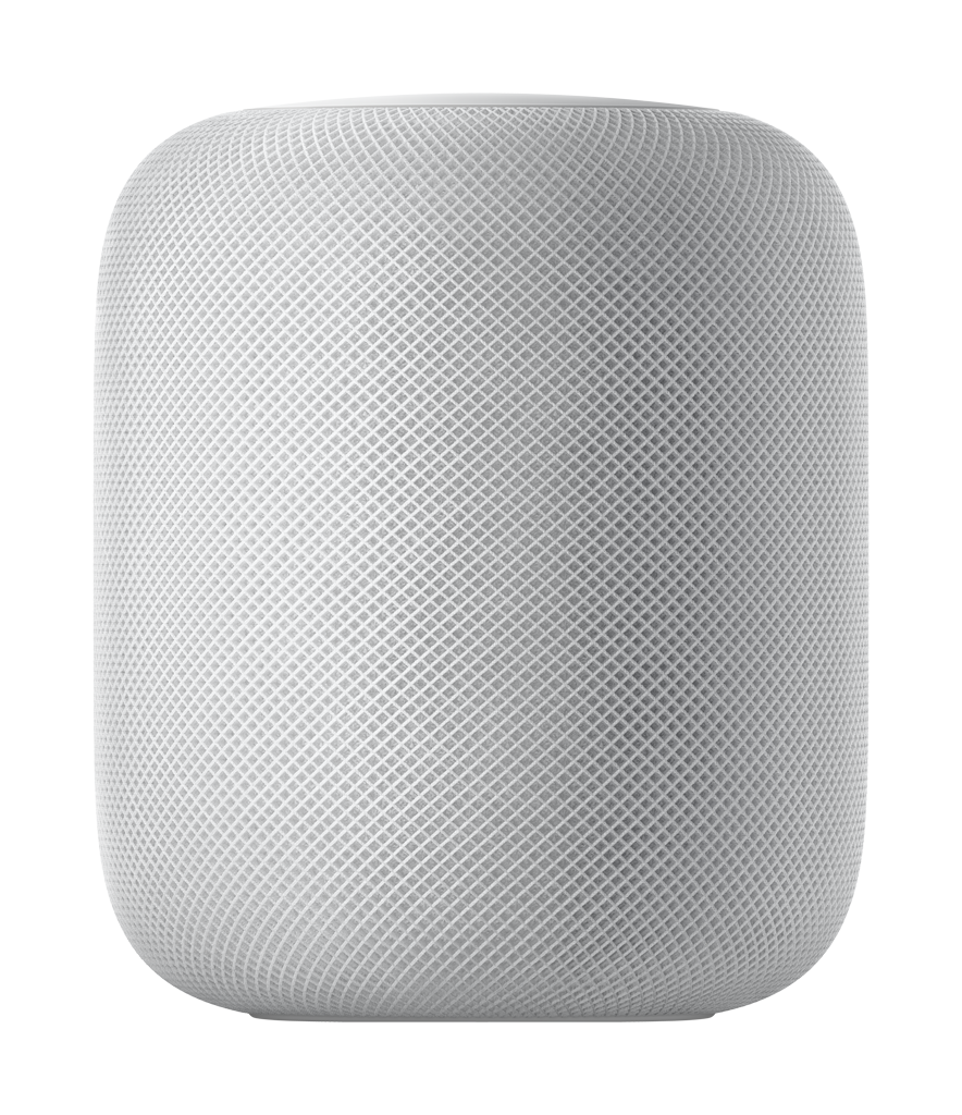 Apple HomePod - White at Small Dog Electronics